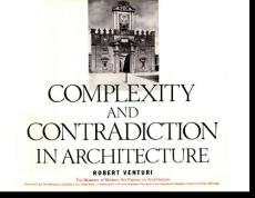 Complexity and Contradiction in Architecture_部分1