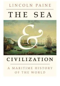 Lincoln Paine - The Sea and Civilization- A Maritime History of the World (epub)