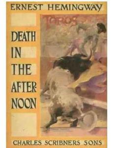 Ernest Hemingway - Death in the Afternoon (mobi)