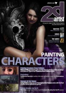 [2DArtist.艺术杂志].2DArtist.060.2010.12