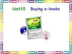 Unit10 Buying e-books(1)