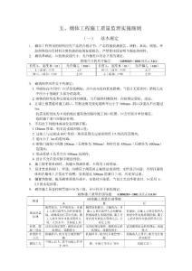 砌体工程施工质量监理实施细则(手册)7-28