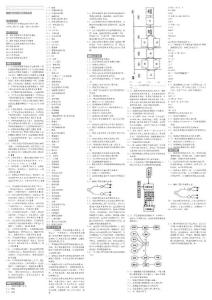 00051管理系统中计算机应用自考口袋笔记