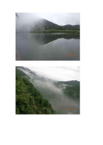 自拍大自然照片