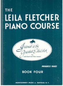 Piano Course Book 4(Leila Fletcher)(part 1)