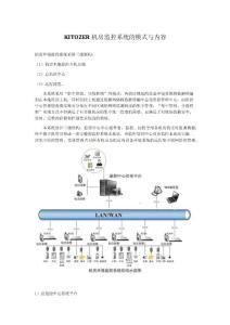 机房监控系统的模式与内容