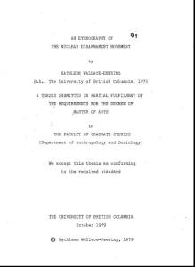 an ethnography of the nu..