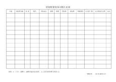 04-02消防设备月检登记表