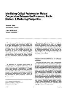 identifying critical pro..