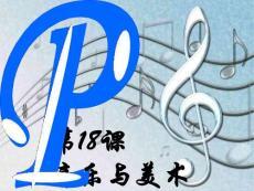 2016-2017学年岳麓版必修三 第18课 音乐与美术  课件 (29张).ppt