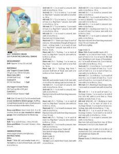 鉤針玩偶-莉莉娃娃(4)