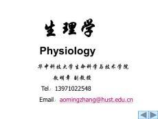 补充课件人体解剖生理学