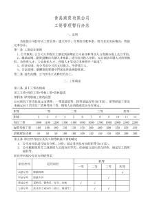 商贸公司工资制度2011-1