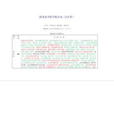 湖北省中职学校名录(559所)分析