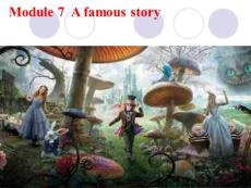 Module7_A famouse story unit 1 Alice was sitting with her sister by the river