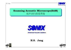 C-SAM超声波原理介绍_(Sonix)