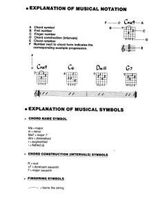 《爵士吉他和弦宝典》