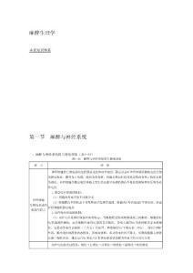 三甲医院内部培训资料:麻..