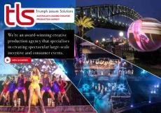 凯旋娱乐策划澳大利亚领先的创意制作公司 - triumph leisure solutions