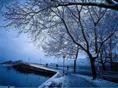 高中语文第四专题像山那样思考《江南的冬景》课件苏教版必修1
