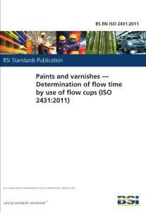 BS EN ISO 2431-2011色..
