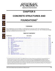 AREMA Manual for Railway Engineering-2007(美国铁路技术规范)