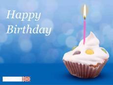 如何做好看的生日快乐PPT