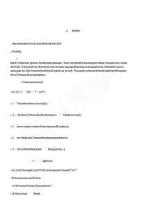 小學英語閱讀訓練題