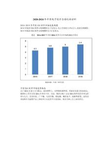 2020-2024年中国电子设计自动化的分析