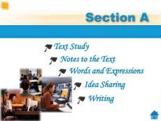 新视野大学英语读写教程(第二版)第三册 Unit 3 Section AWhere Principles Come First