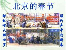 《中华的民风民俗》ppt课件