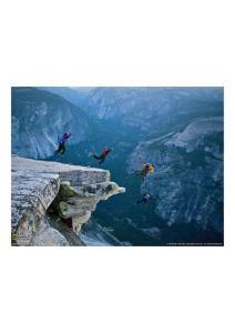 2011年5月9日 BASE Jumping, Yosemite