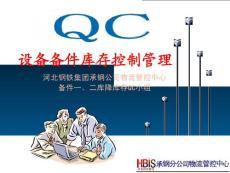 物资库存控制管理QC小组成果