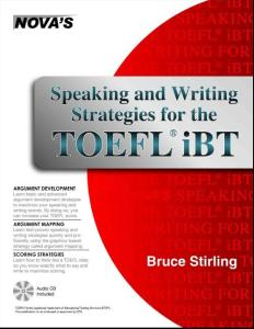 Speaking and Writing Strategies for the TOEFL iBT托福口语写作策略