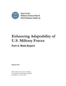美国国防部内部文件:强化美军应变能力(A)