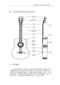 吉他入门_标准教材_速成