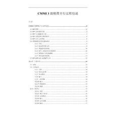 CMMI 3级精简并行过程综..