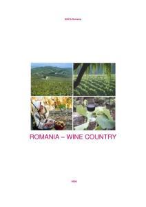 romania wine 罗马尼亚葡萄酒简介
