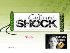 Culture Shock.ppt