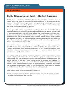 Digital Citizen and Cre..