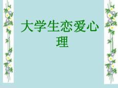大学生恋爱 - 副本.pps