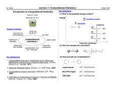 高等有机化学课件合集(2-4)(哈佛大学2011新版)