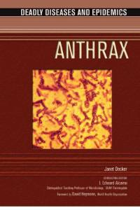 美国中学科学读物-疾病与流行病-炭疽病 Deadly Diseases and Epidemics - Anthrax