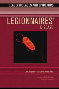 美國中學科學讀物-疾病與流行病-退伍軍人癥 Deadly Diseases and Epidemics - Legionnaire′s Disease