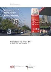 成品油行业价格市场分析与..