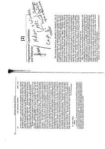 Nelson Winter 1982 Organizational Capabilities and Behavior