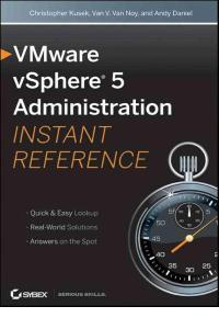 VMware vSphere 5 Admin..