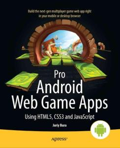 Pro Android Web Game A..
