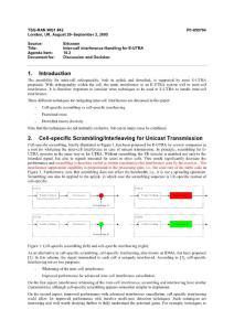 LTE ICIC 标准提案 (不断添加)