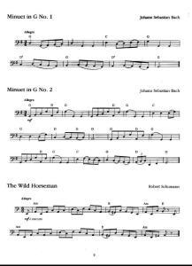 100首大提琴经典旋律(第一部分)